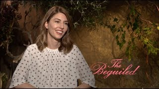 SOFIA COPPOLA interview - THE BEGUILED, LOST IN TRANSLATION