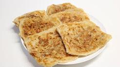 Les recettes faciles du Ramadan : msemen au poulet