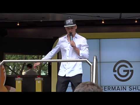 Germain Shull Live @Cologne gamescom city festival 2017