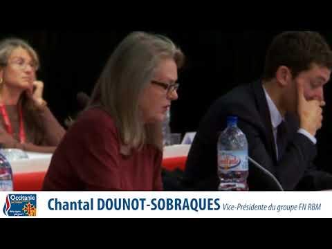 Occitanie - Intervention de Chantal Dounot-Sobraques sur le CRIJ