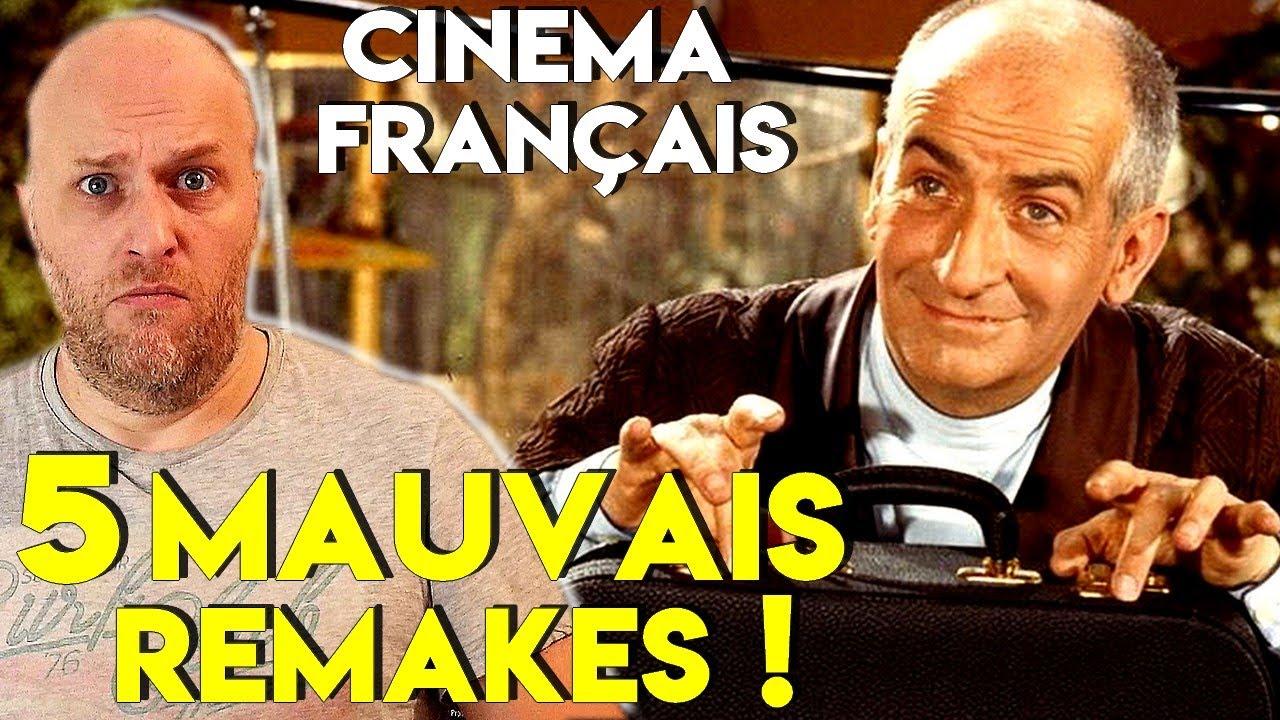 5 remakes NAVRANT du cinéma français !