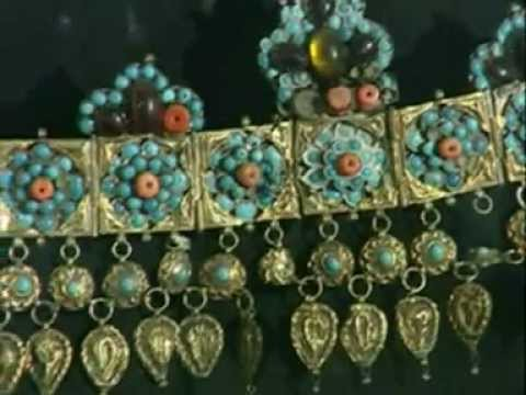 Uzbek Traditional Jewellery.mpg
