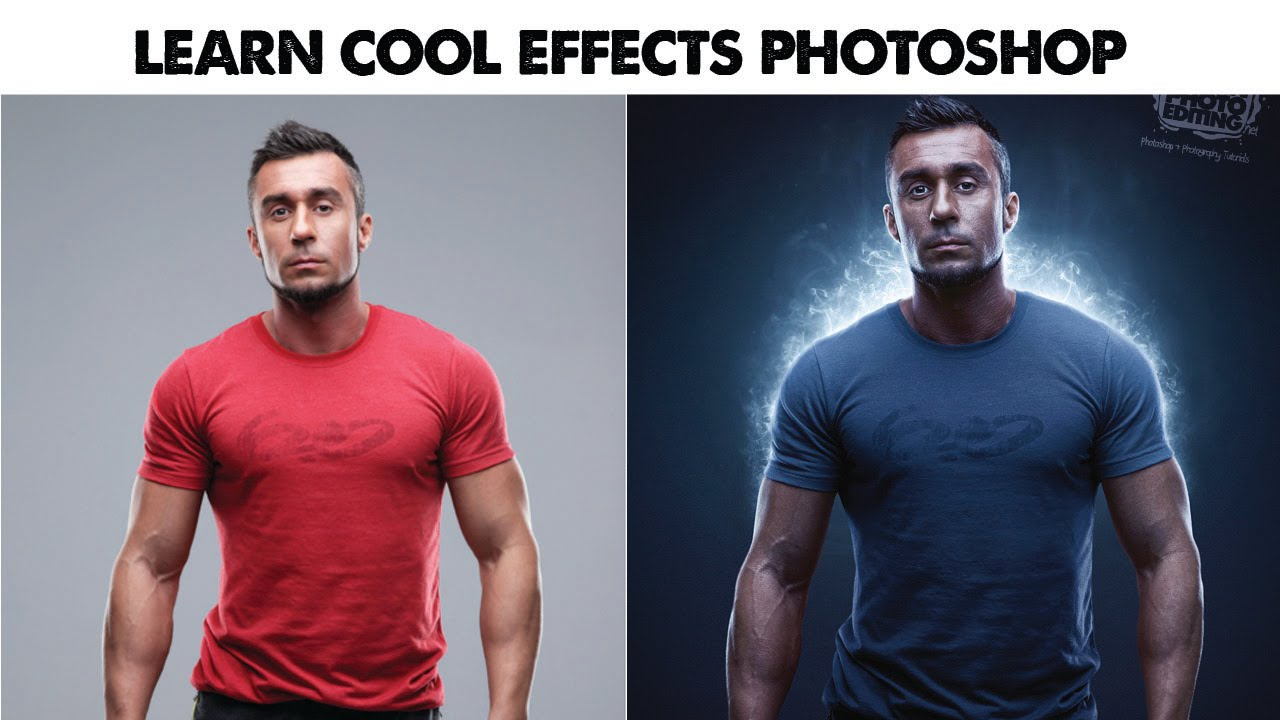 Cool Photo Effects Photoshop