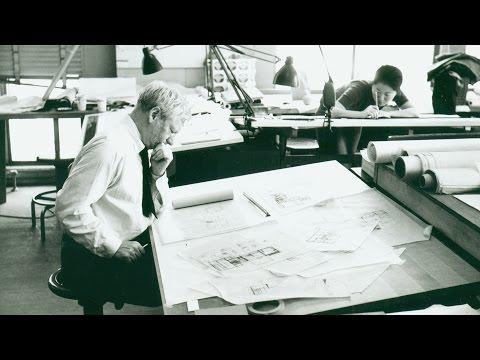 Harriet Pattison Biography: Louis Kahn's Office [12 of 13]