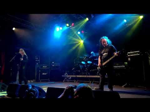 Cancer live @ Helsinki 23rd September 2017