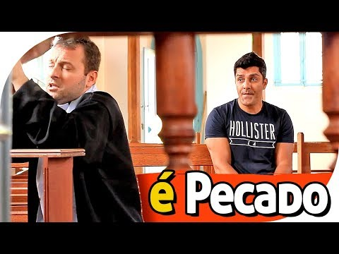 É PECADO! - PARAFUSO SOLTO - PIADA DE PADRE