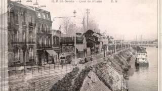 L'Ile Saint Denis autrefois
