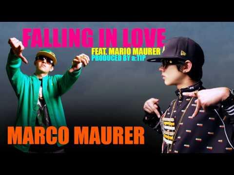 MARCO MAURER - Falling In Love Ft.Mario Maurer