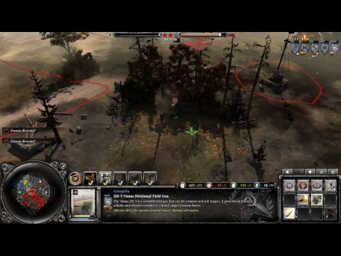 Company of Heroes 2: Continuing On with DBP