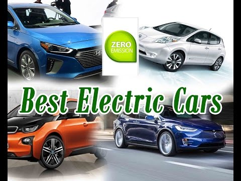 Best electric car 2016 / 2017 | Play now