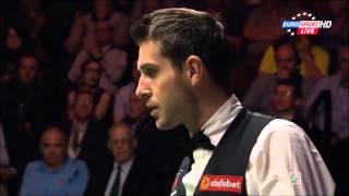 2015 World Snooker Championship announcement