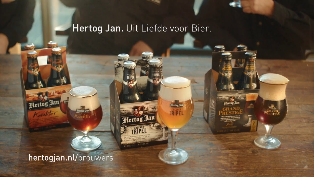 Vaak Hertog Jan Speciaalbier commercial 2016 - YouTube MP-02