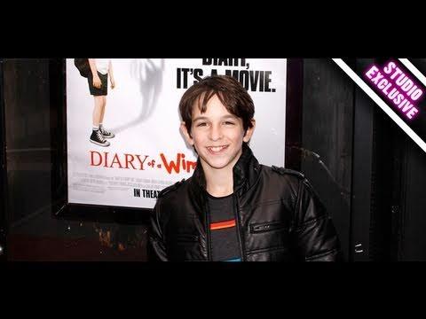 Zachary Gordon Proves He's No 'Wimpy Kid'!