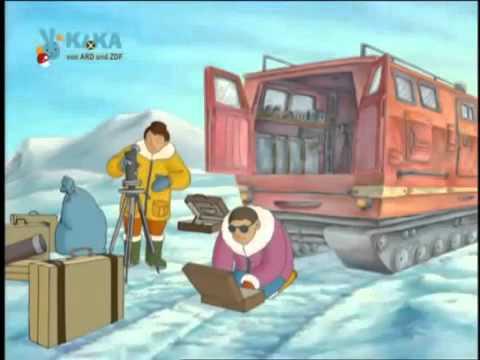 Der kleine Eisbär   Folge 5   Die Polarstation   Der kleine Eisbär Ganze Folgen