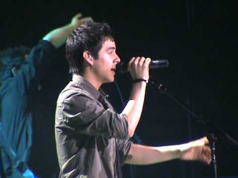 David Archuleta - Barriers - Newark