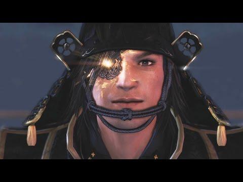Nioh DLC: Date Masamune Boss Fight (1080p 60fps)