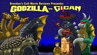 Brandon's Cult Movie Reviews: GODZILLA VS. GIGAN