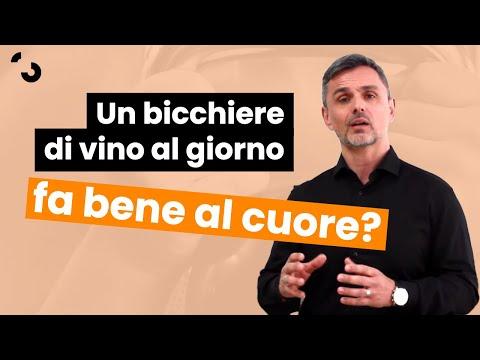 Un bicchiere di vino rosso al giorno fa bene al cuore? | Filippo Ongaro