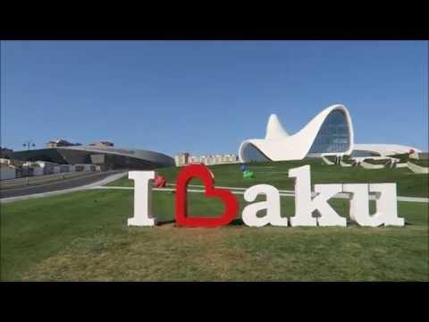Trip to Baku, Azerbaijan 2016