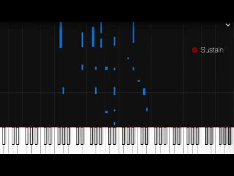 Westlife: You Raise Me Up [piano tutorial]