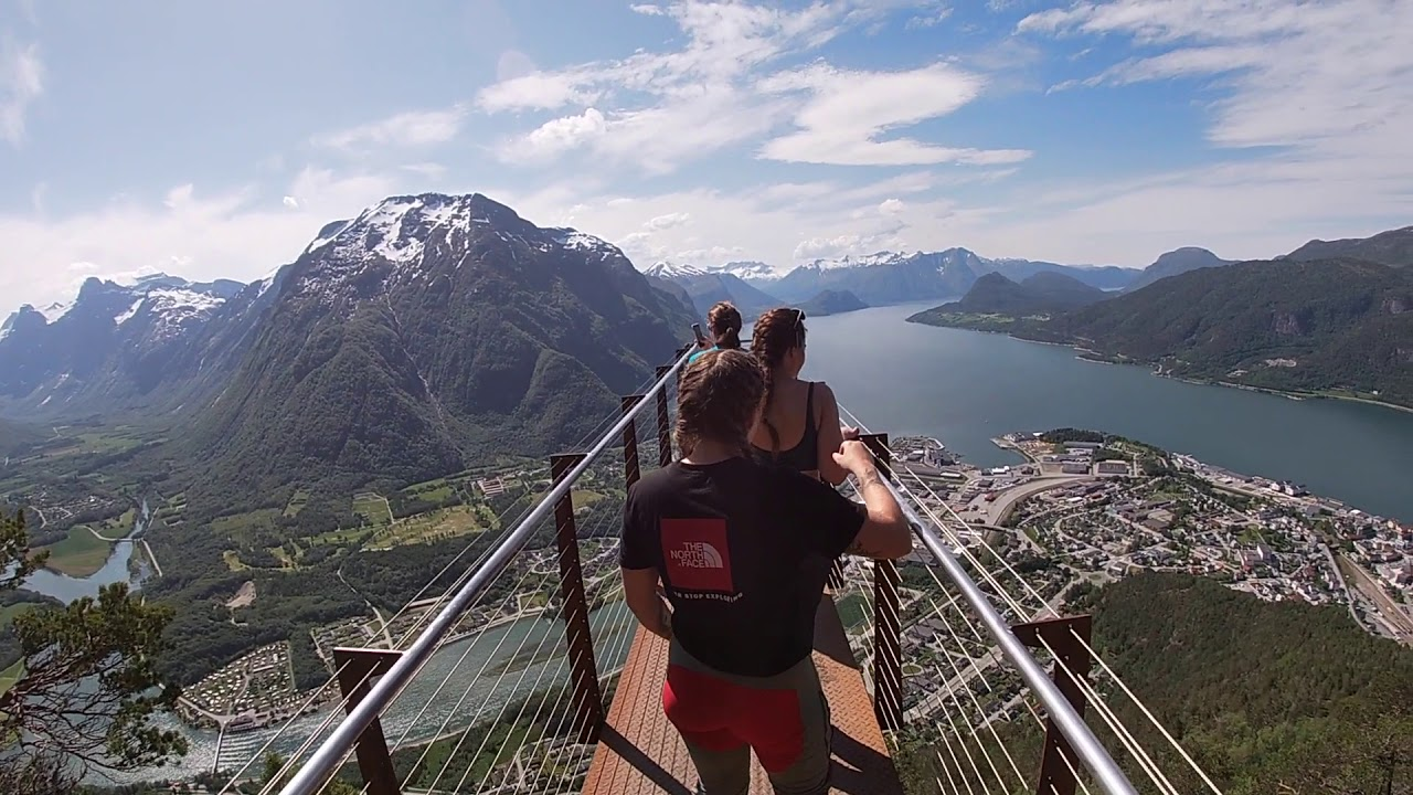 The best view I have seen in my entire life!!! Norway is just stunning