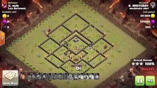 War #614 for medrinks alot - Clash of Clans