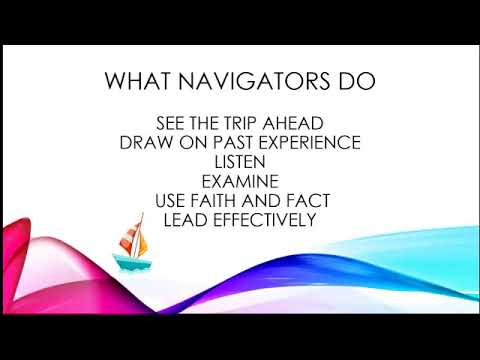 Synergy Worldwide Network Marketing – Leadership Development Law of Navigation