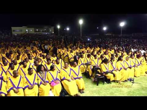 HEALING JESUS CAMPAIGN, BULAWAYO, ZIMBABWE, DAY 02