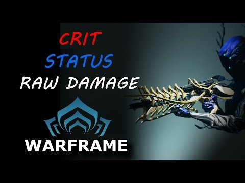 Warframe - 3 Rifle Builds To Rule Them All