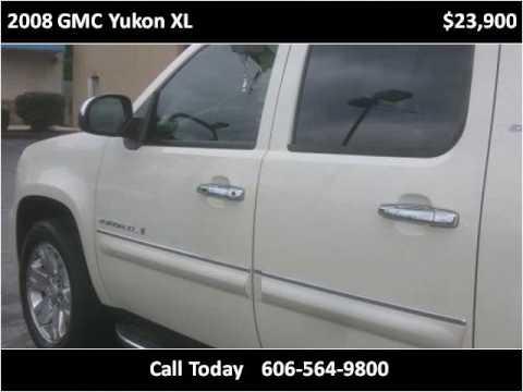 2008 GMC Yukon XL Used Cars Maysville KY