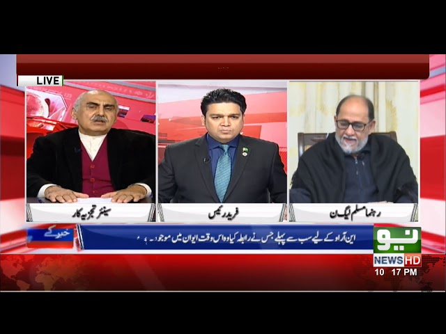 Khabar kay Pechay   Part 1   12 December 2018   Neo News