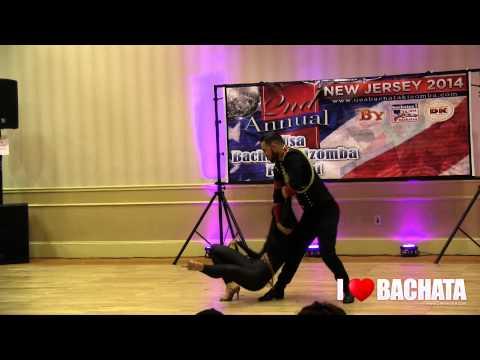 Daniel & Desiree - 2nd Annual USA Bachata Kizomba Festival - New Jersey