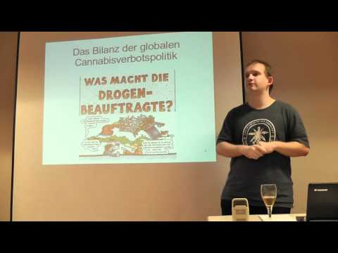 Vortrag Cannabispolitik bei den Jusos Frankfurt Teil 1