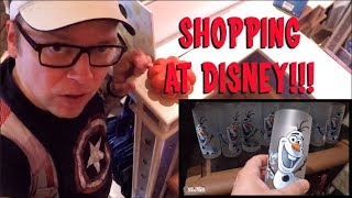Shopping at Disney! - Sir Mickey's Boutique, Disneyland Paris