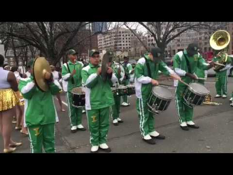 independence high school marching bandthe charlotte mlk parade 2017