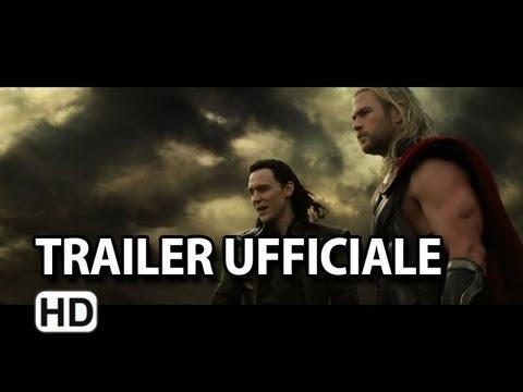 Thor: The Dark World   Trailer Ufficiale Italiano  HD
