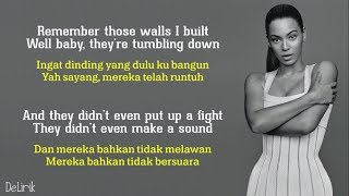 Halo - Beyoncé (Lyrics video dan terjemahan)