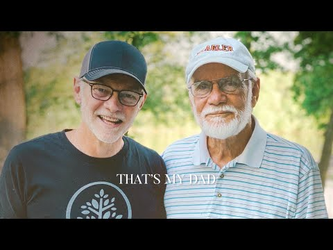 Steven Curtis Chapman - That's My Dad (Lyric Video)