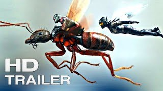 """Marvel's Ant-Man and The Wasp - NEW Exclusive TV Spot [HD] """"Imagination"""" (2018) Concept (Edit)."""