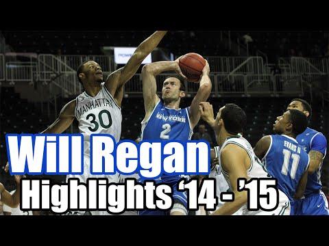 Will Regan Highlights | UB Men