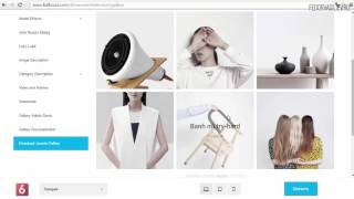 видео Phoca Gallery - фотогалерея для joomla 3.0, 2.5 и 1.5