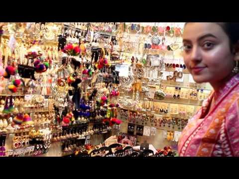 Kolkata Street Shopping / Hatibagan Vlog
