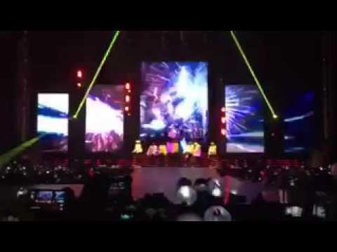 [160730 @enjoyGLOBE   BTS] BTS Epilogue Live in Manila 2016 BTS performing Fire