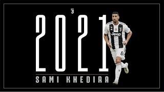 Sami Khedira renews Juventus contract until 2021!