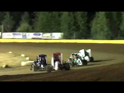 Paul Richards Hamlin Speedway Rookie 600 9.9.17