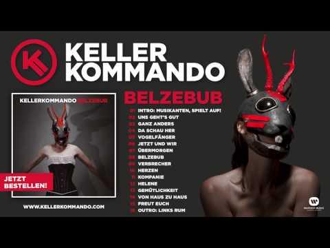 Kellerkommando - Belzebub (Official Album Player)