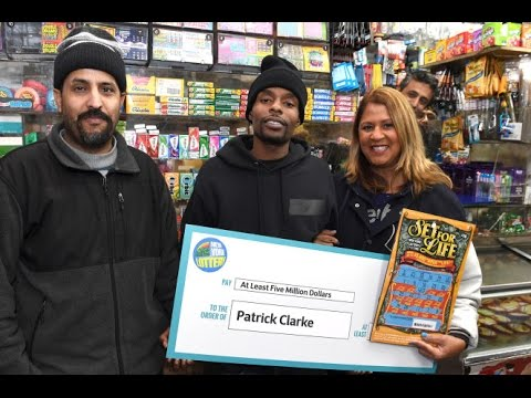 Aspiring Rapper from Queens, NY wins $5 million Jackpot in Scratch Off Tickets and Has Music Video