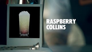Raspberry Collins Drink Recipe - How To Mix