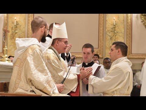 Diaconate Ordination 2018