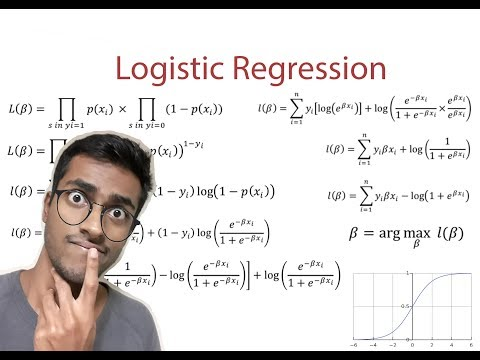 Logistic Regression - THE MATH YOU SHOULD KNOW!